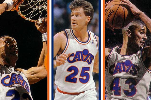 Ranking the Top 25 Players in Cleveland Cavaliers History