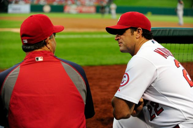 Mike Matheny's 3 Smartest Moves of the 2013 Season
