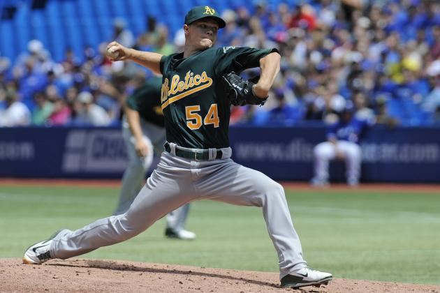 Oakland A's: Evaluating the Development of Oakland's Top 5 Prospects