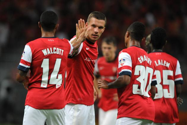 Arsenal: Player-by-Player Guide to Their 2013-14 Premier League Squad