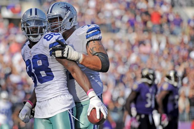 Start, Keep, Cut: All Offensive Positions Edition for the Dallas Cowboys