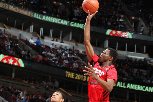 Pro Player Comparisons for Andrew Wiggins and Other Top 2014 NBA Draft Prospects