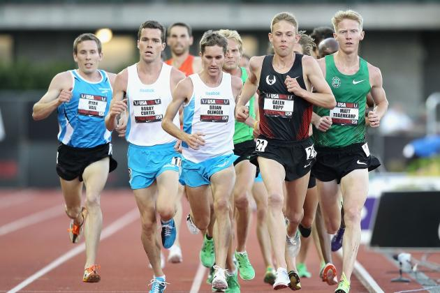 US Track and Field Power Rankings: 5 Fastest-Rising American Distance Runners