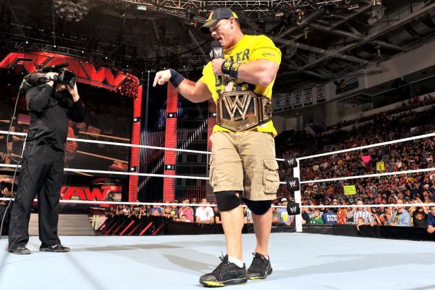 WWE Rumors: Examining Latest Buzz Around John Cena, Triple H and More