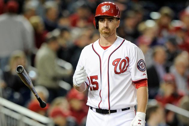 5 Players Who Won't Be Back with Washington Nationals Next Season