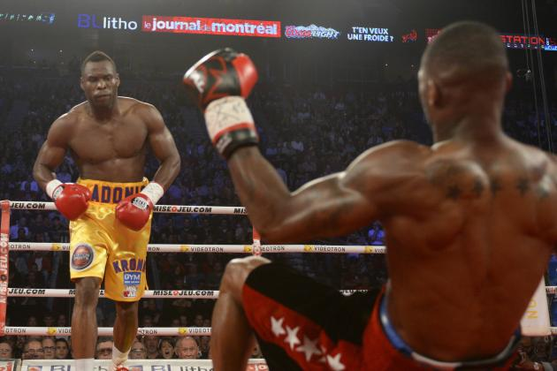 Adonis Stevenson vs. Tavoris Cloud: Head-to-Toe Breakdown of Both Fighters
