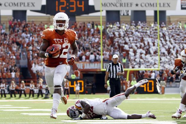Texas Football: How Hurry-Up Offense Will Impact the Longhorns' Running Game
