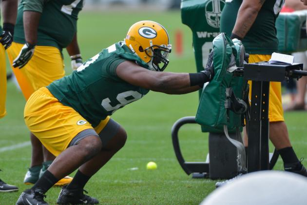 7 Most Impressive Green Bay Packers Rookies in Training Camp