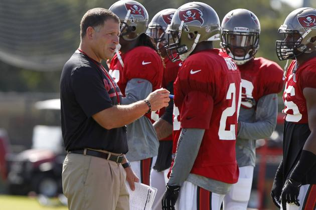Tampa Bay Buccaneers: Winners and Losers from Training Camp