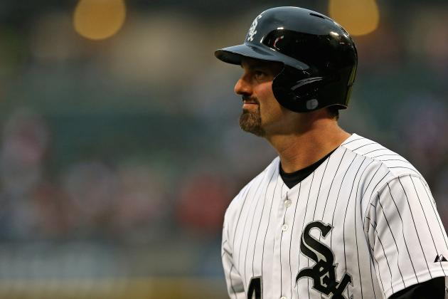 3 Players Who Won't Be Back with Chicago White Sox Next Season