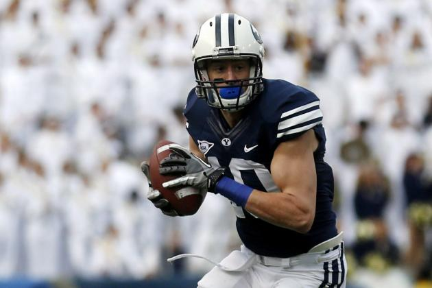 BYU Football: Week 2 Fall Practice Stock Report