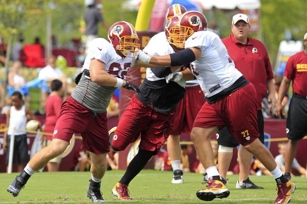 Winners and Losers from Week 2 of Washington Redskins' Training Camp