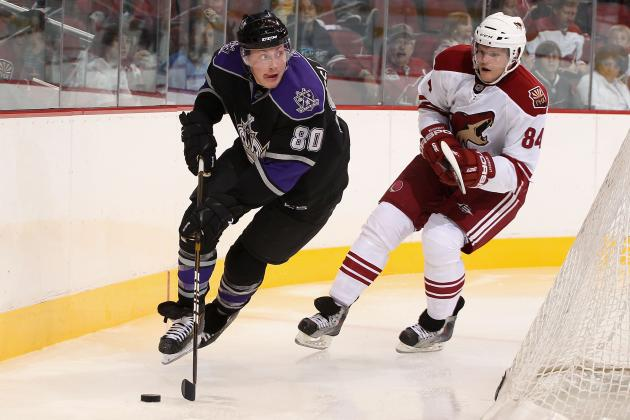 The Most Exciting Part of Each Top Los Angeles Kings Prospect's Game
