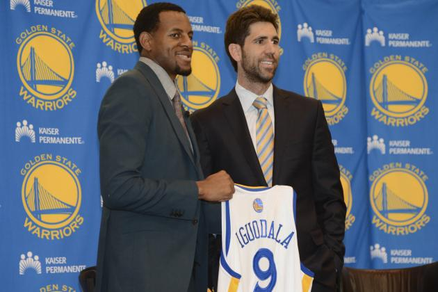 Stat Projections for Each Golden State Warriors Offseason Addition