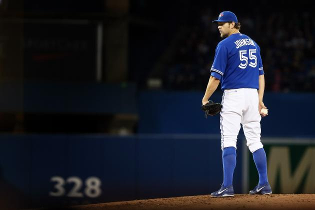 4 Players Who Won't Be Back with the Blue Jays Next Season