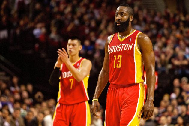 Predicting Houston Rockets' Final 15-Man Roster