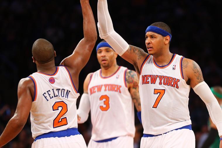 Predicting NY Knicks' Final 15 Man Roster