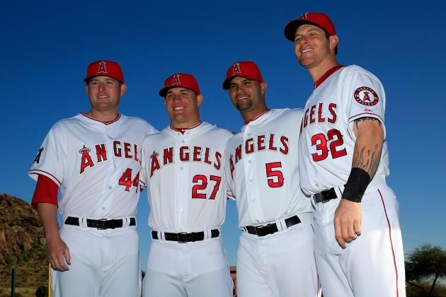 Los Angeles Angels: 5 Players Who Won't Be Back with Team Next Season