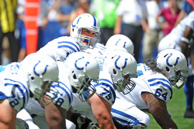 Winners and Losers from Week 2 of Indianapolis Colts Training Camp