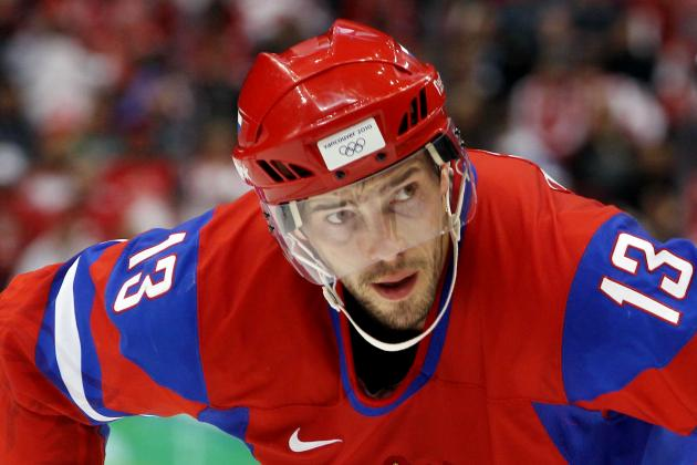 NHL Stars Facing the Most Pressure in the 2014 Winter Olympics
