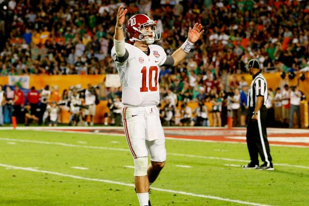Analyzing Top Quarterbacks in 2014 NFL Draft Class
