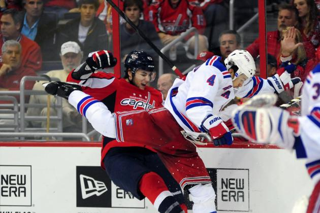 The Most Exciting Part of Each Top Washington Capitals Prospect's Game