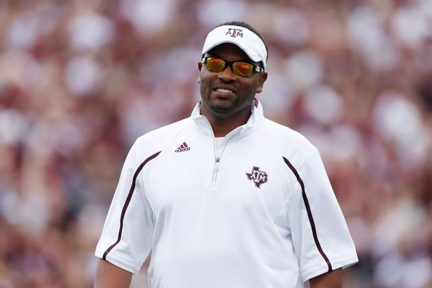 Texas A&M Football: Week 2 Fall Practice Stock Report