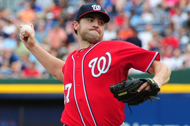 Evaluating the Development of Washington Nationals' Top 5 Prospects
