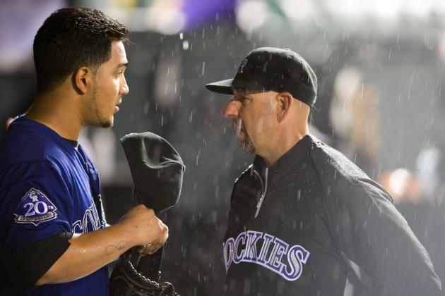 Colorado Rockies: Walt Weiss' Most Boneheaded Moves of the 2013 Season