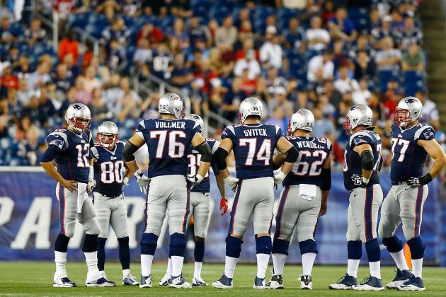 New England Patriots 2013 Team Roster: Report Card Grades for Every Position