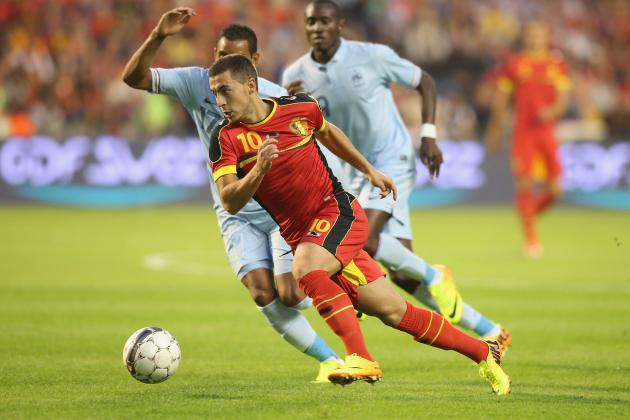 Belgium vs. France: 6 Things We Learned