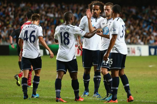 Tottenham: Player-by-Player Guide to Their 2013-14 Premier League Squad