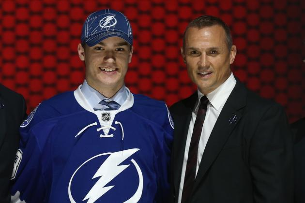 The Most Exciting Part of Each Top Tampa Bay Lightning Prospect's Game