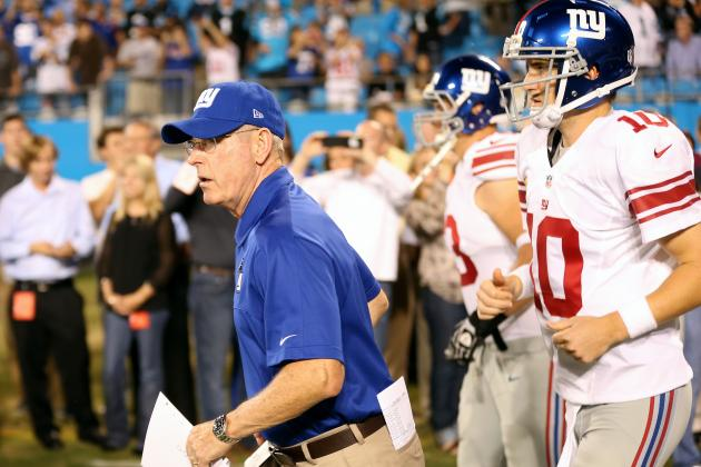 Full Stat Predictions for New York Giants' Regular Season