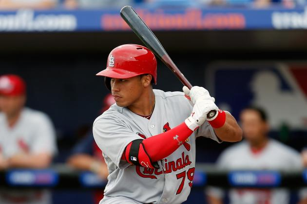 Evaluating the Development of the St. Louis Cardinals' Top 5 Prospects