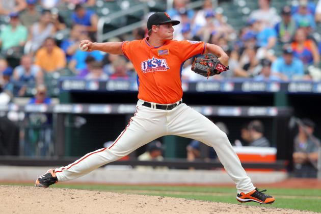 Evaluating the Development of the SF Giants' Top 5 Prospects