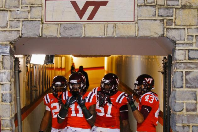 Virginia Tech Football 2013 Team Program