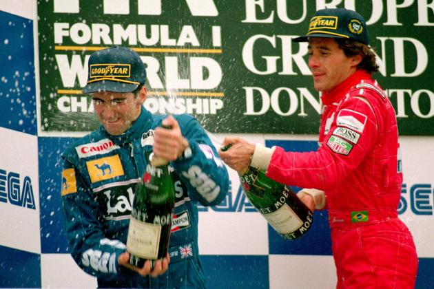 Ranking the Top 10 F1 Drivers of the 1990s