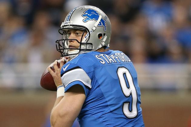 Detroit Lions 2013 Schedule: Win-Loss Predictions for Every Game