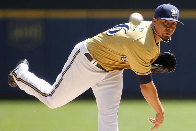 MLB Picks: Cincinnati Reds vs. Milwaukee Brewers