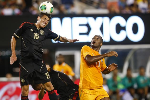 Mexico vs. Ivory Coast: 6 Things We Learned
