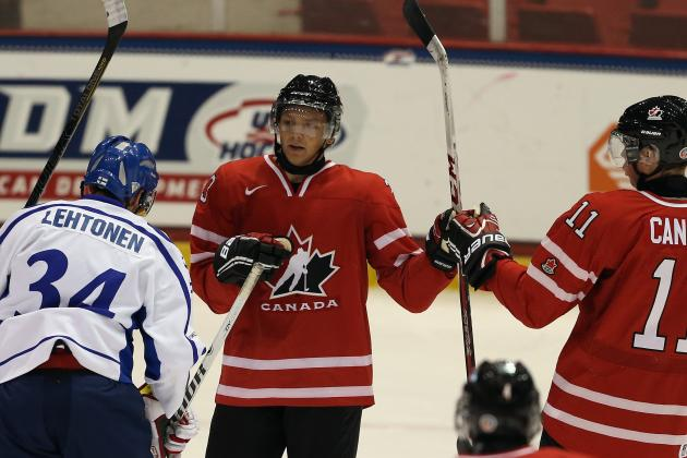 2014 NHL Draft Prospects: Explosive Offensive Talents in Next Year's Class