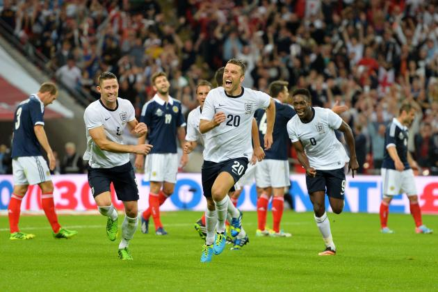 Rickie Lambert: 10 Things You Didn't Know About England's New Hero
