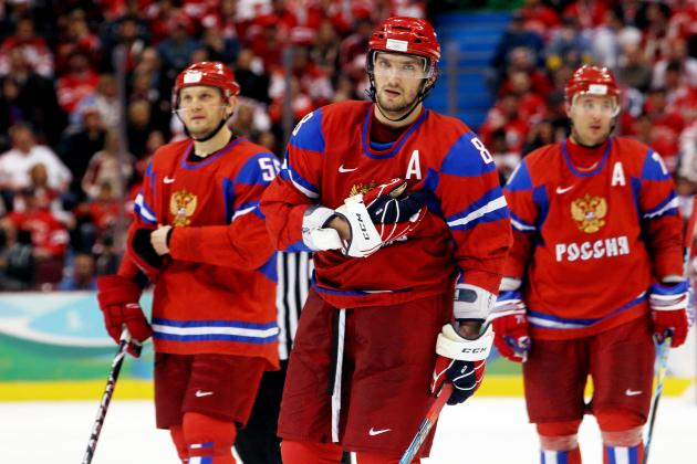 Russia Olympic Hockey Team 2014: Projecting 25-Man Roster for Sochi Games