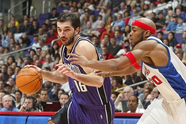 Ranking the Top Draft Picks in Sacramento Kings History