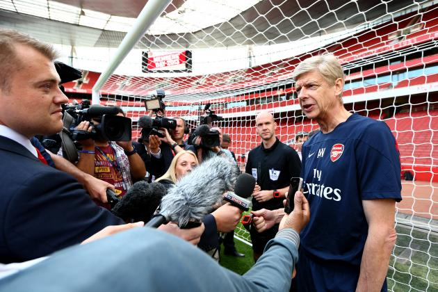 How Arsenal Can Salvage the Transfer Window