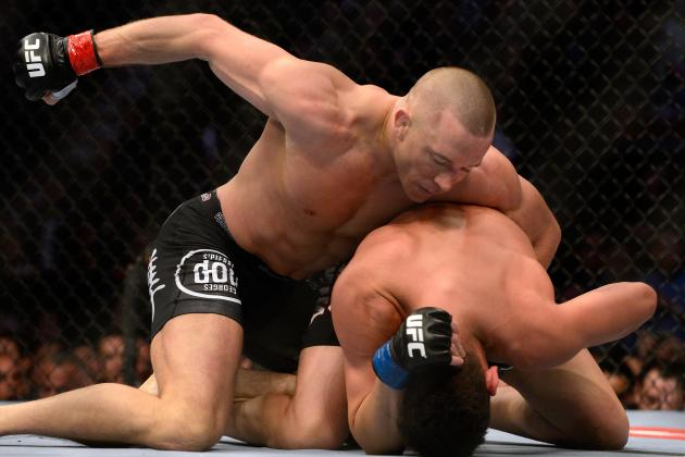 Ranking the Top 5 Wrestlers in Each MMA Weight Division