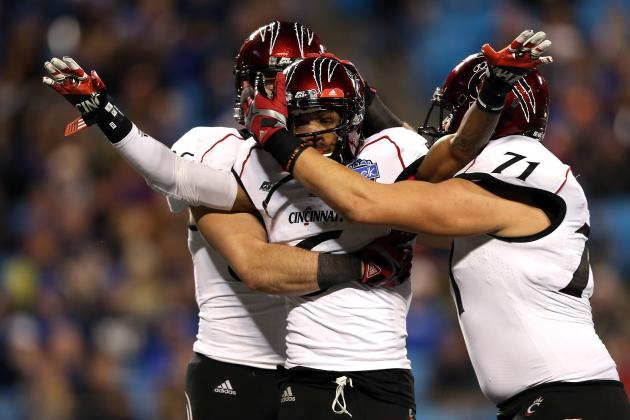 Cincinnati Bearcats Football 2013 Team Preview