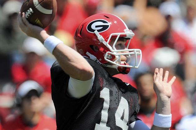 Georgia Football: Week 2 Fall Practice Stock Report