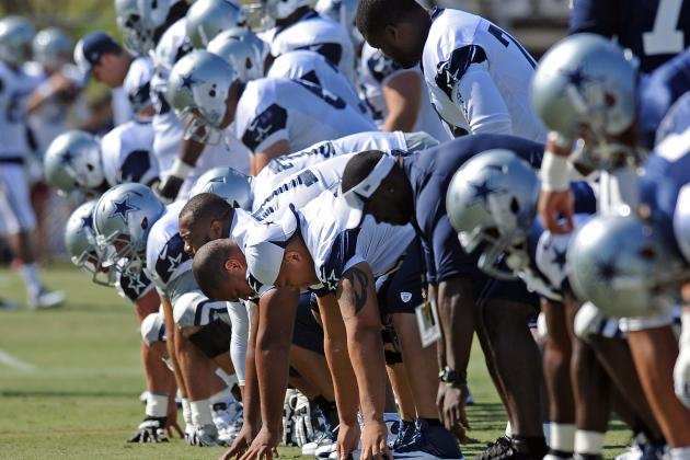 Dallas Cowboys Most Intriguing Preseason Stats so Far